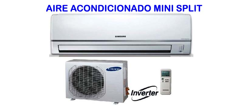 aire acondicionado mini split